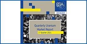 ESA 1st Quarterly report 2021